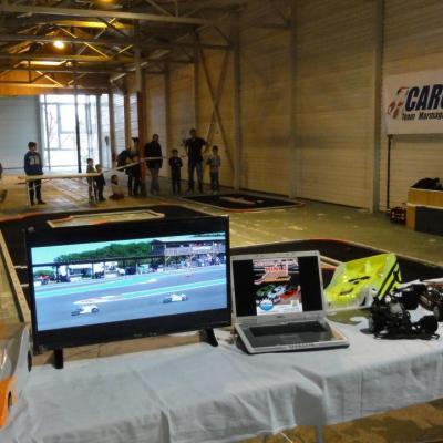 MiniZ au salon des sports méca - Bourges mars 2017