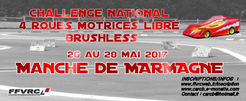 Challenge brushless carcb 05 2017